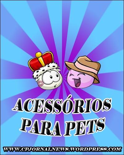 Acessórios para pets