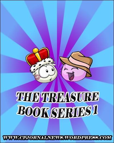 the treasure book series 1