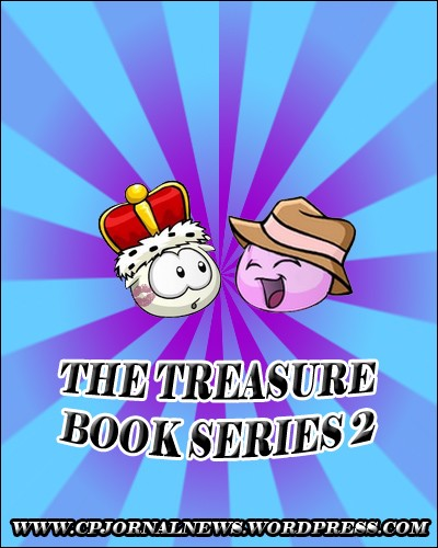 the treasure book series 2