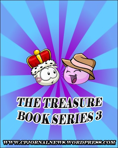 the treasure book series 3