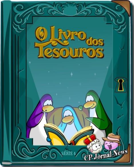 O Livro dos Tesouros Séries 4